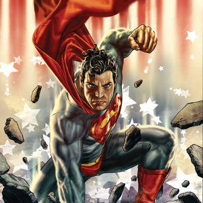 Visuel Superman Lee Bermejo